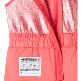 Columbia Buga Set Youth sea ice sparklers print/pink orchid